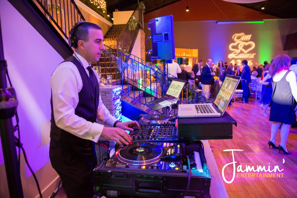 DJ Jason Rullo Antonelli Event Center