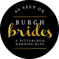 Featured on Burgh Brides