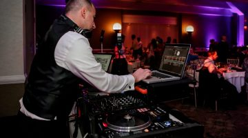 when should you hire a wedding dj