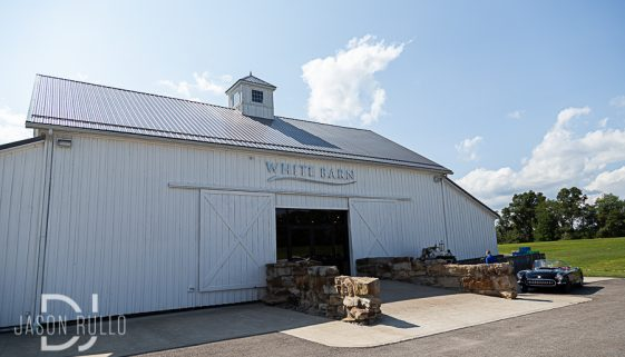 White Barn Wedding DJ